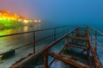 Мъгливо зимно утро в Созопол