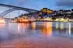 Нощем в Порто
