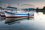 Лодки по здрач в Созопол
