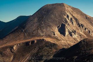 България, Пирин, планина, летен пейзаж, върхове, връх Вихрен