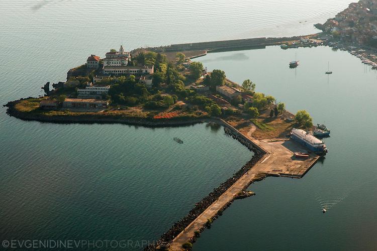 Остров Кирик отвисоко