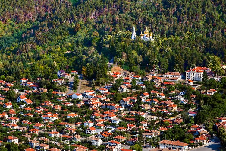 Град Шипка и храма