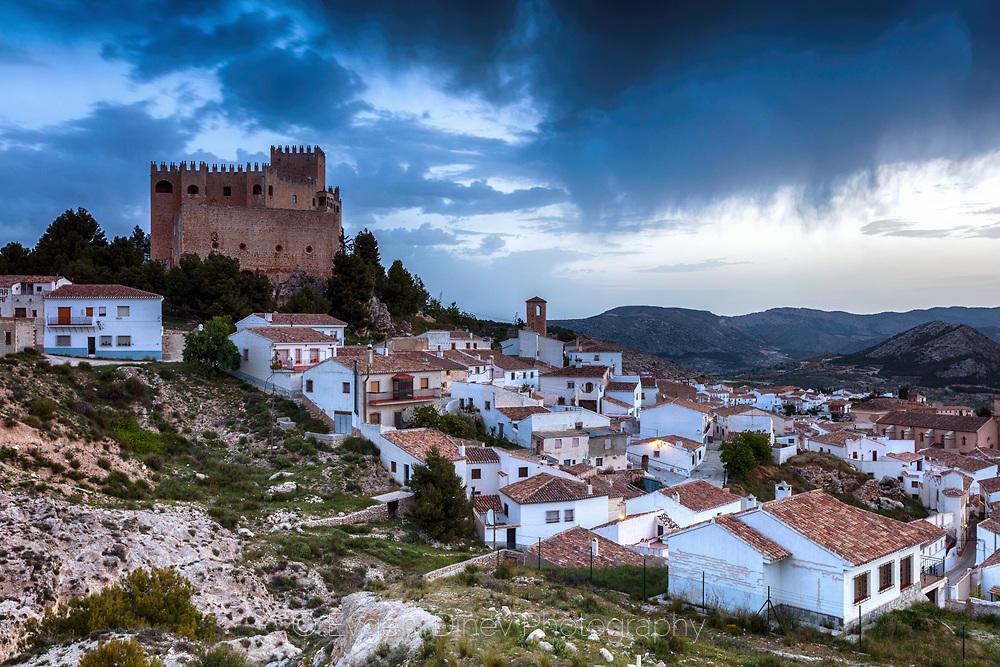 Замъкът на Велес-Бланко