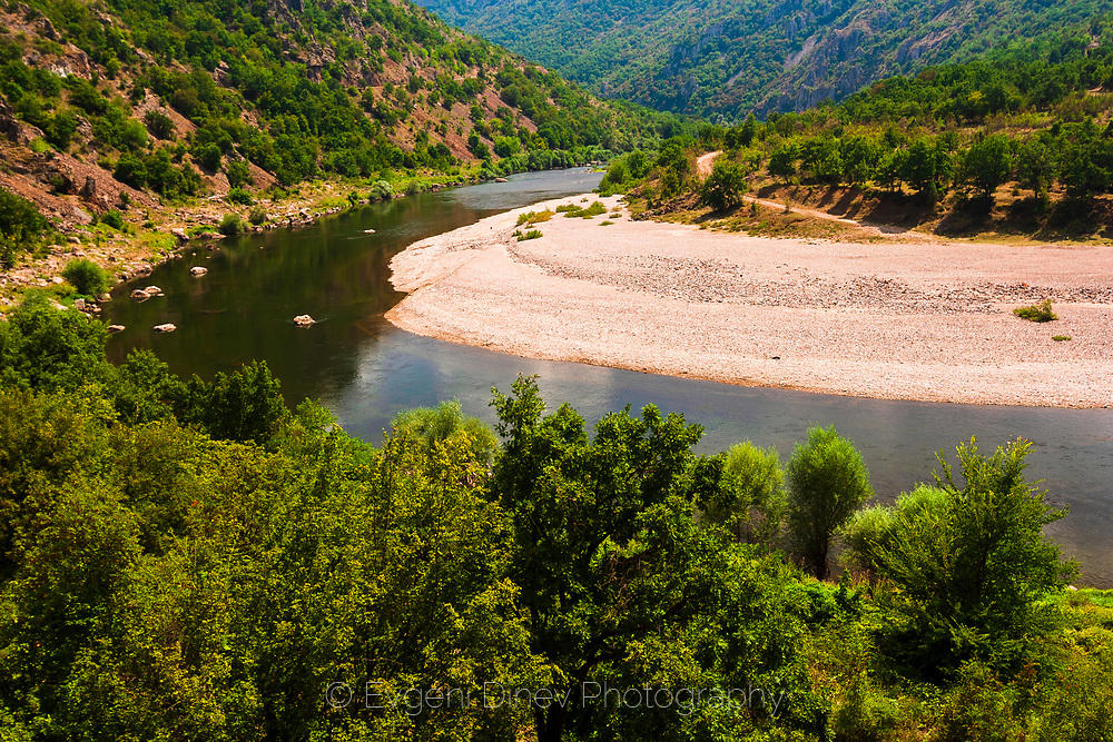 Река Арда край Кован Кая