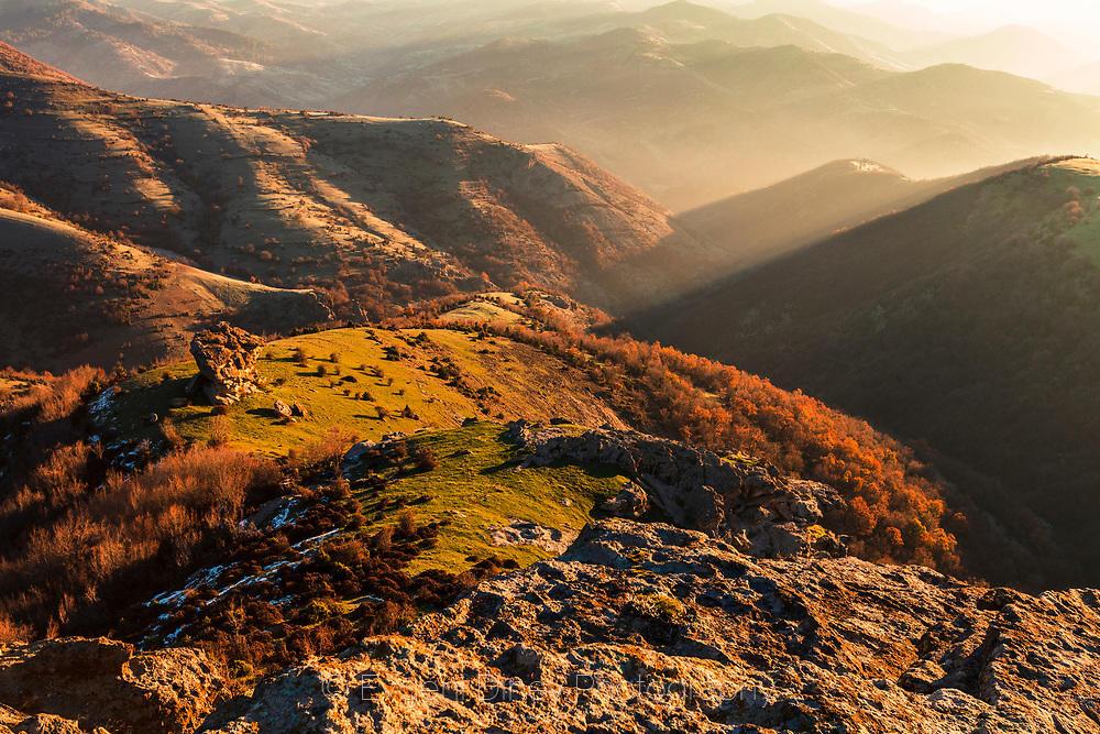 Планината на Траките