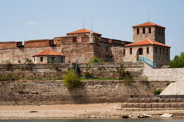 Дунав и крепост Баба Вида
