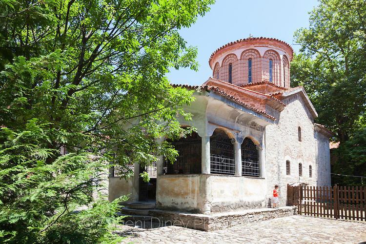 Църква в Бачковския манастир