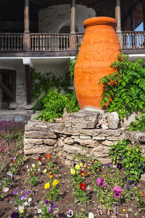 Градина в Балчишки дворец