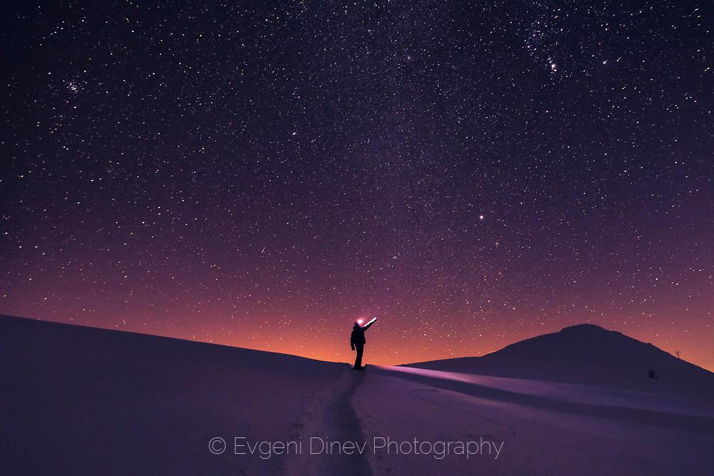 Разговор със звездите