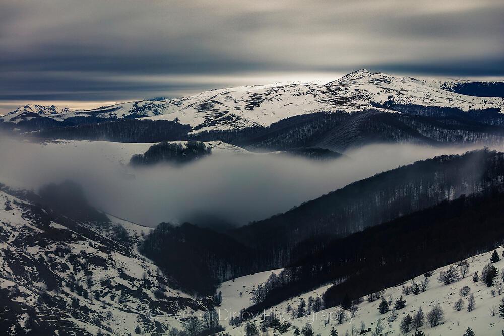 Лениви старопланински облаци