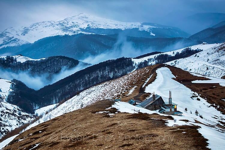 Заслон Орлово Гнездо в Стара Планина
