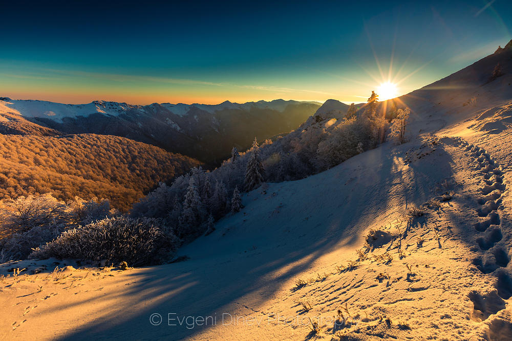 Сребърна планина