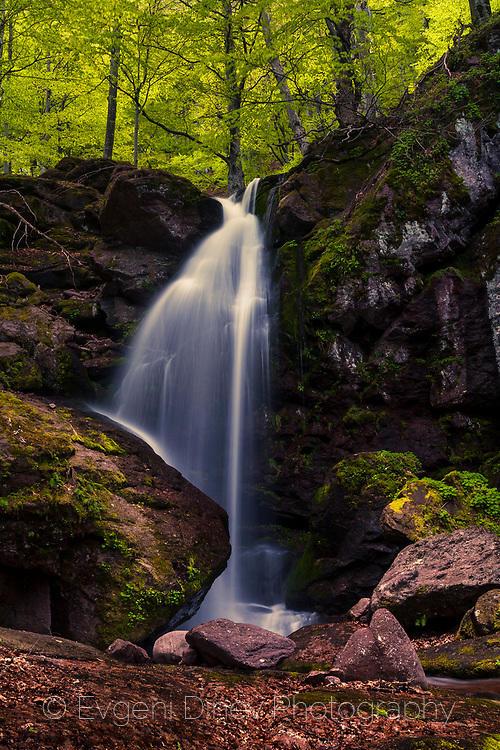 Водопад Дуршин скок
