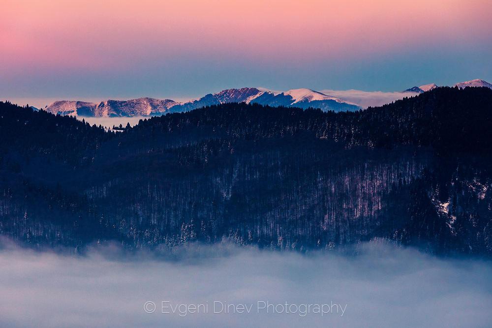 Пейзаж от Стара Планина