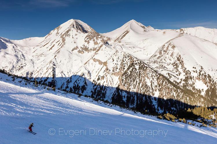 Ски в Пирин