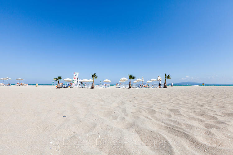 Горещ пясък