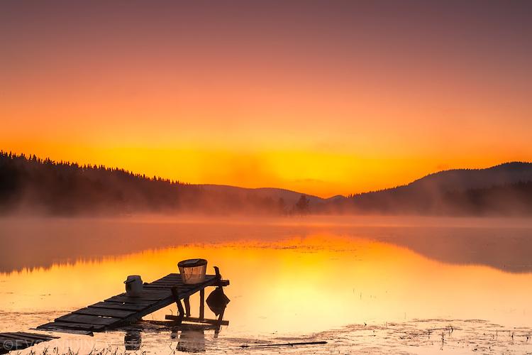 Лятно езеро