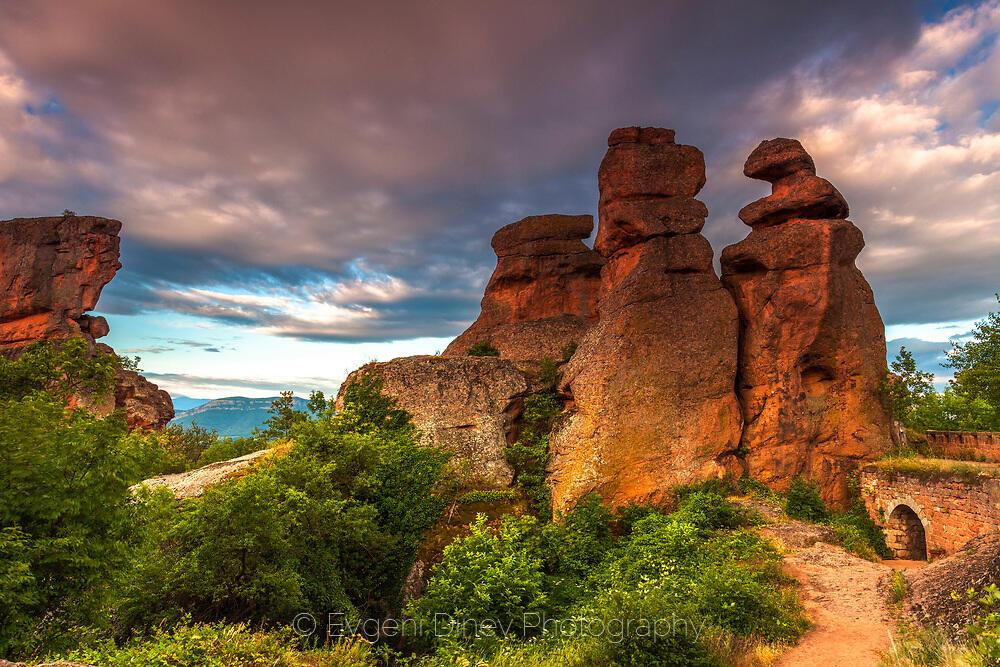 Скални форми