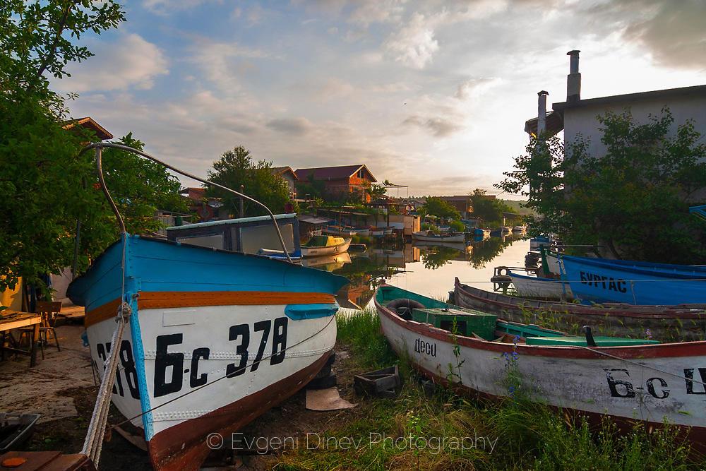 Рибарско пристанище Ченгене Скеле