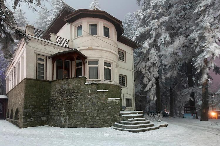 Стара къща в Боревец