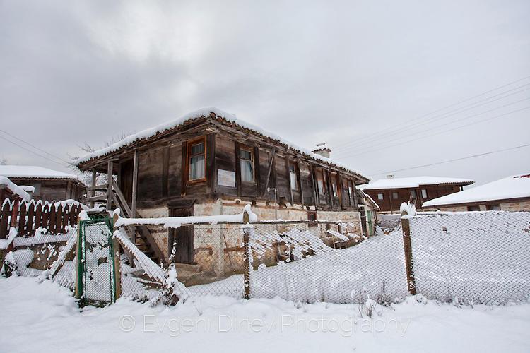 Къща в село Бръшлян