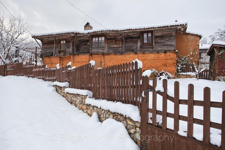 Етнографски музей в село Бръшлян