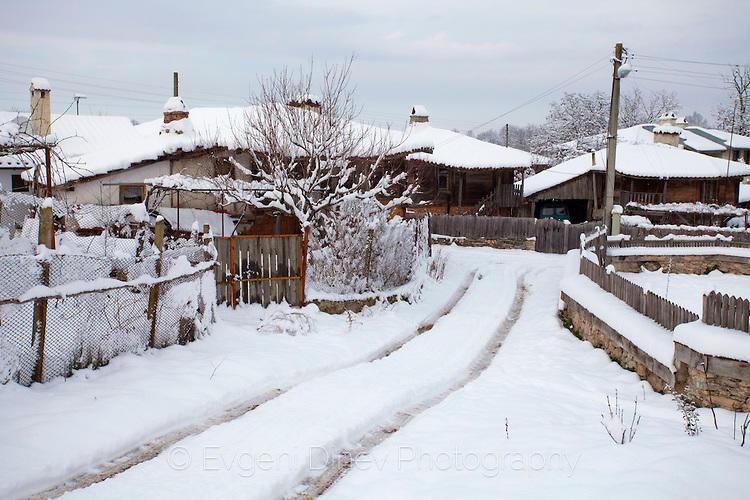 Снежно селце