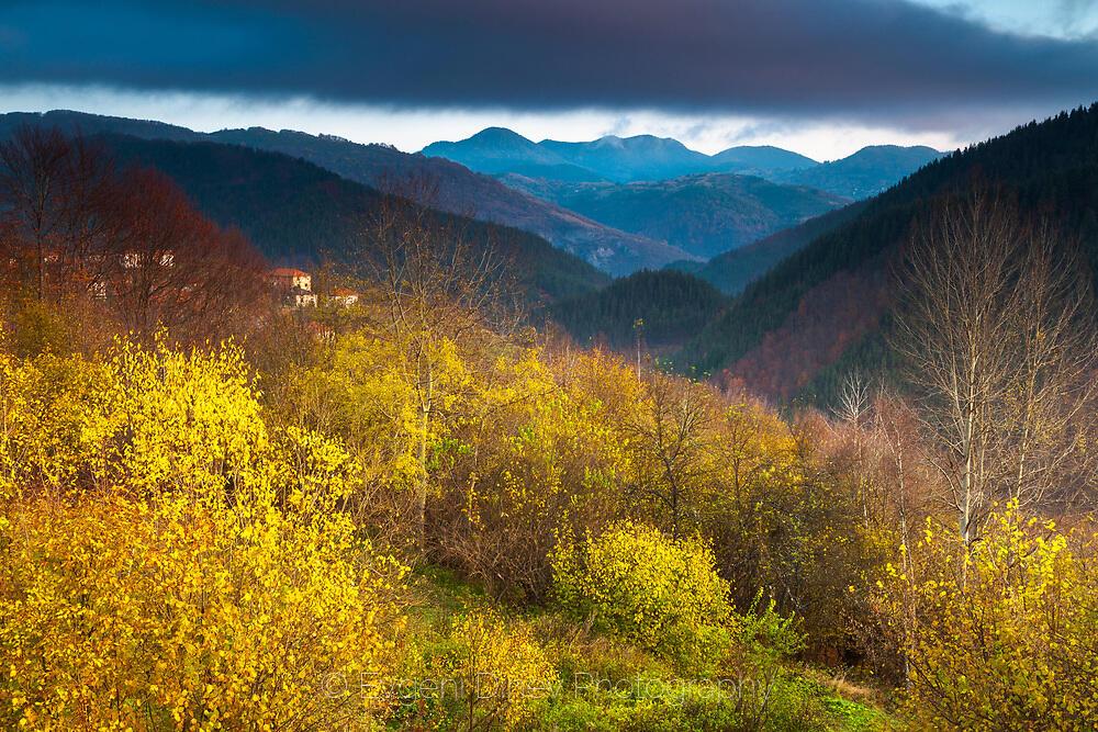 Тучна есен