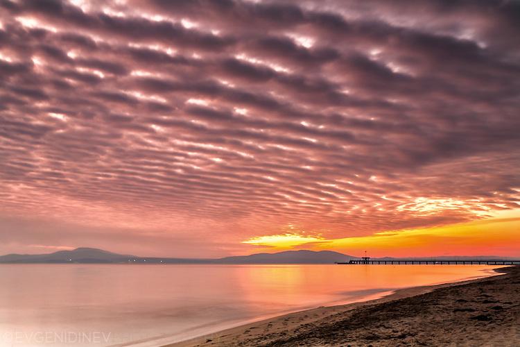 Пейзаж от Бургаския бряг