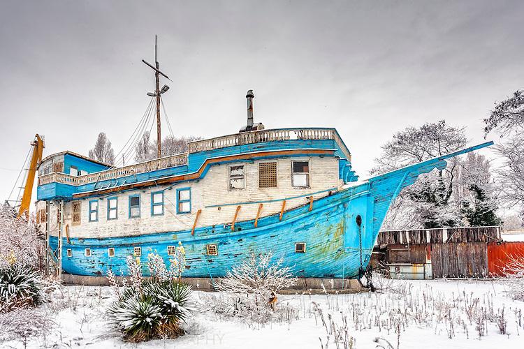 Стария кораб