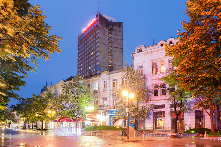 Хотел България