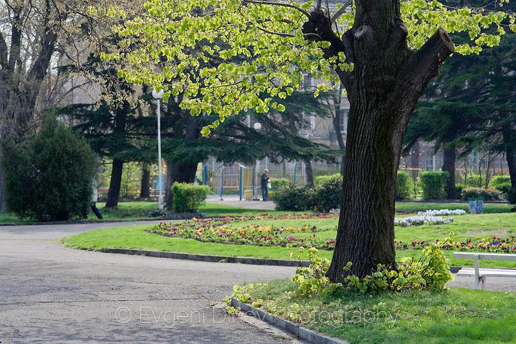 Пролет в Бургас