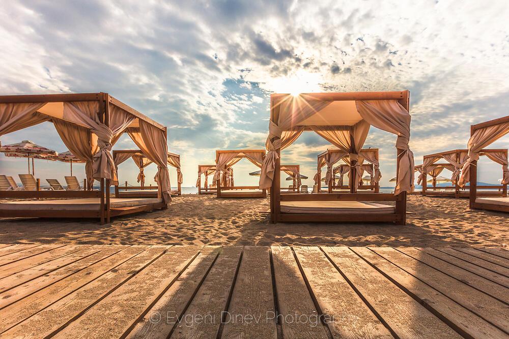 Бургаският плаж
