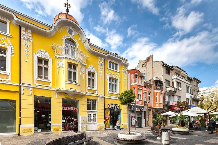 Бургаска архитектура