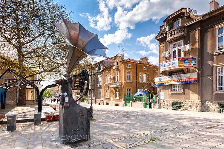 Бургаския грамофон