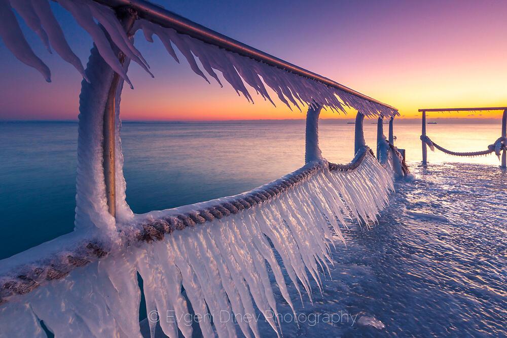Завеса от лед