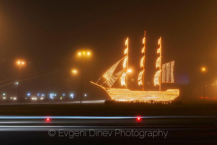 Светещия кораб