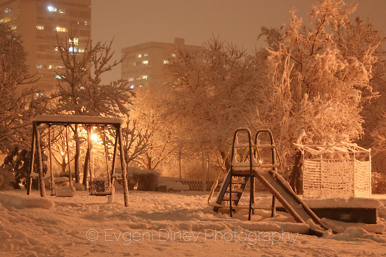 Бургаска зима