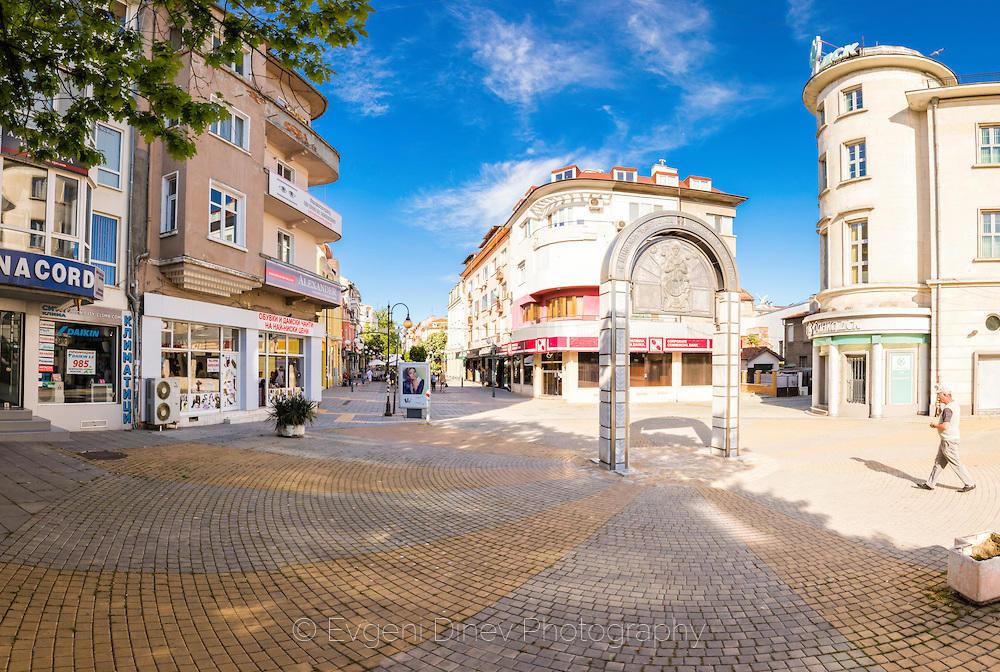Портата на Бургас