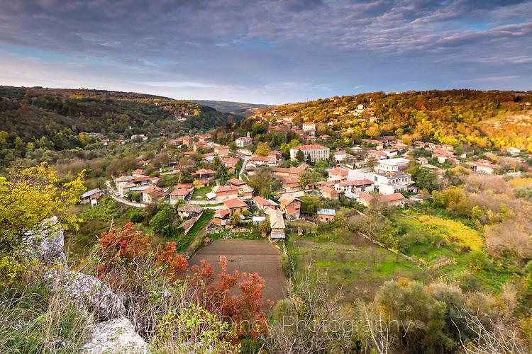 Есен край село Червен