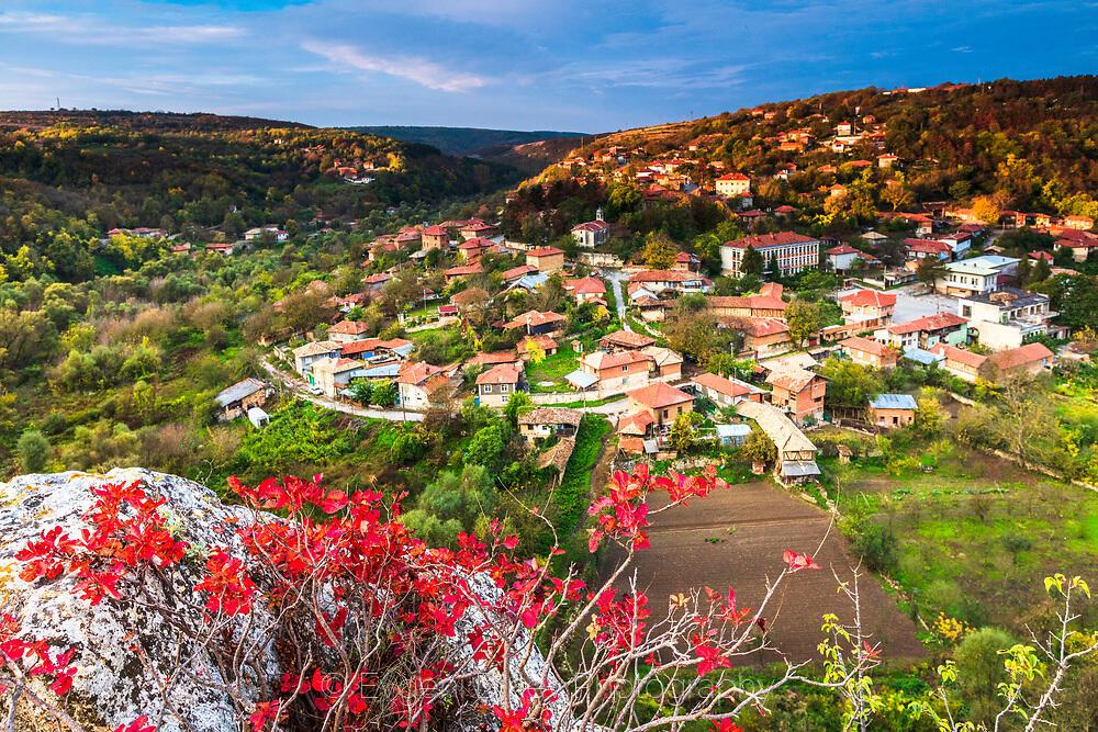Село Червен