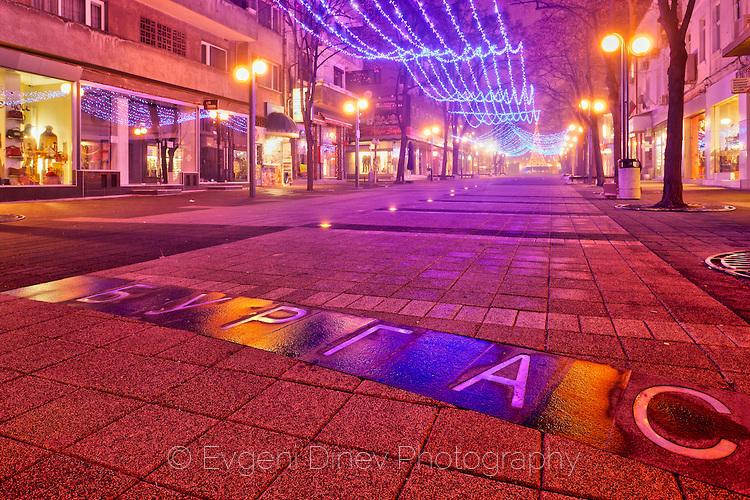 Коледа в Бургас