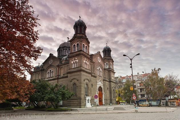 Църква Свети Кирил и Методий