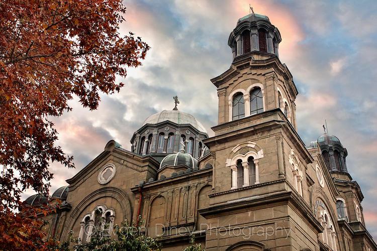Православен храм свети Кирил и Методий