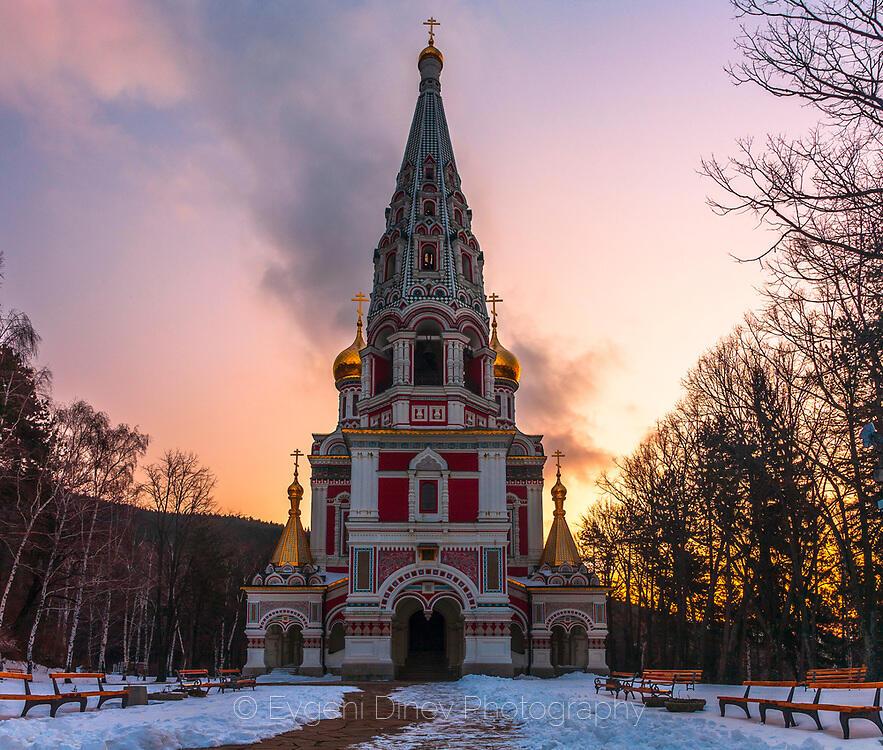 Храм Шипка
