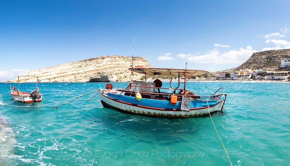 Матала, Крит