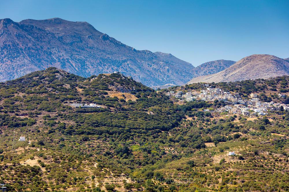 Критски пейзаж