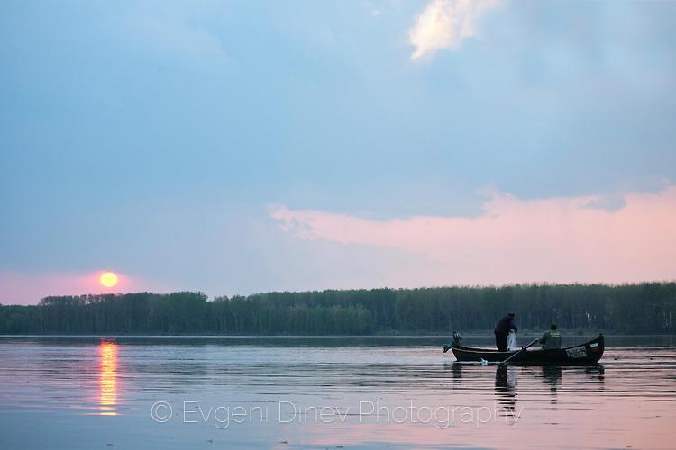 Рибари на Дунава