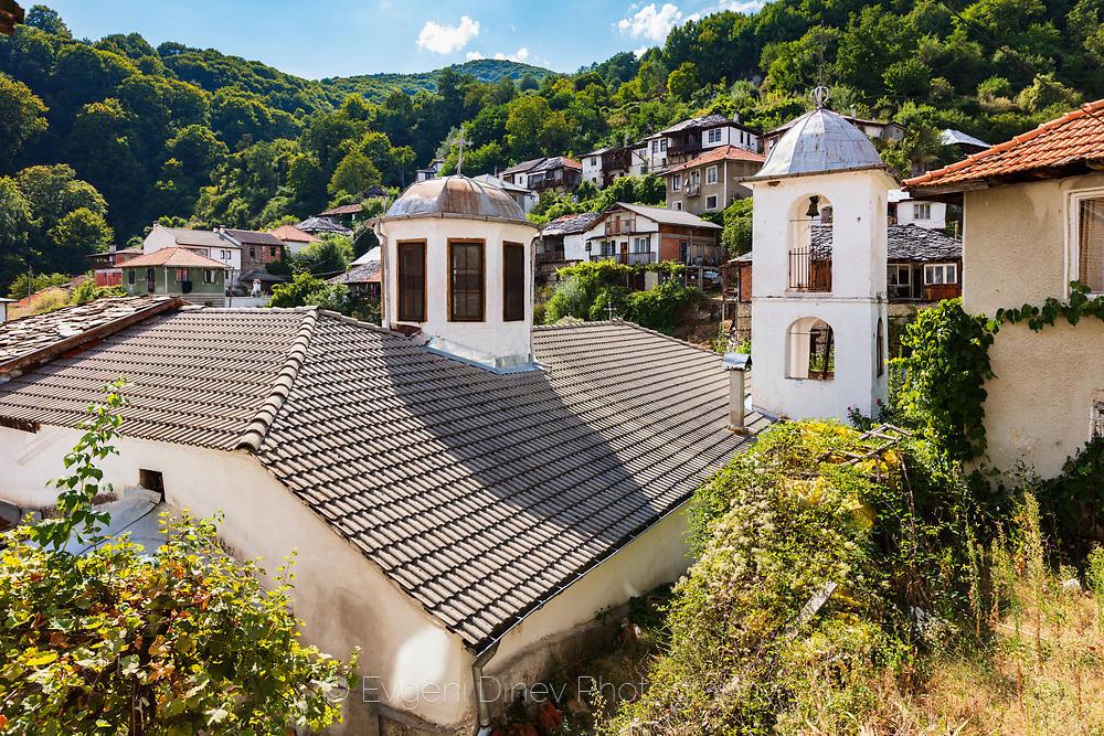 Църква в село Делчево