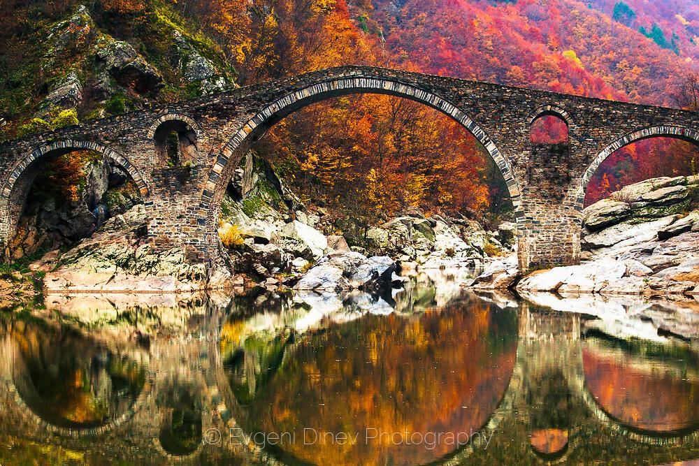 Дяволския мост и отражениео му в Арда